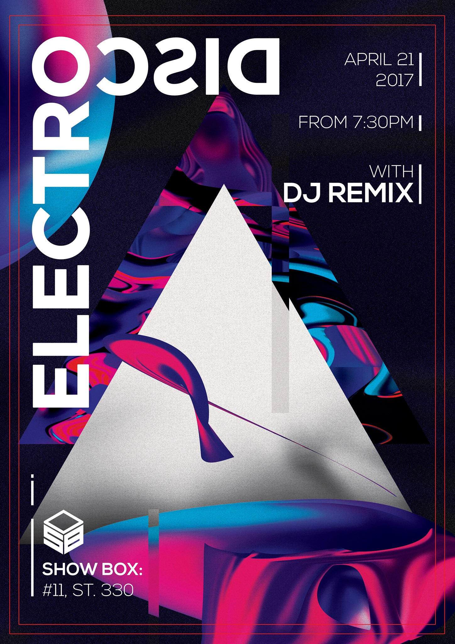 DJ Remix @ Show Box – WHAT'S ON PHNOM PENH